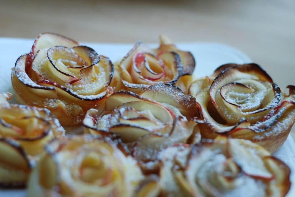 Apple roses Jablečné růže