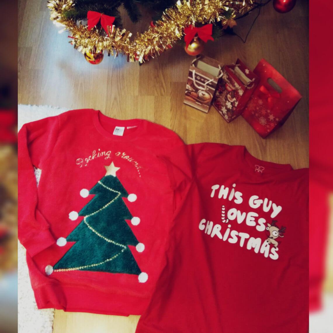 vánoční úbor