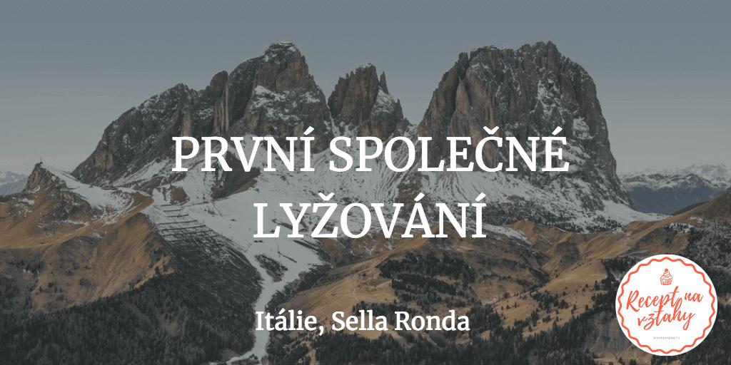výlet itálie sella ronda