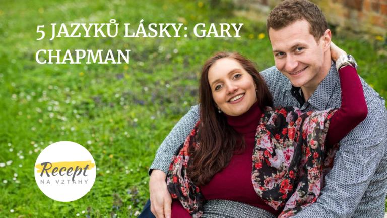5 jazyků lásky gary chapman